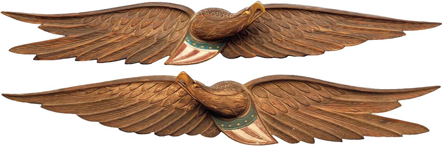 John Bellamy War & Peace Eagles Shortell