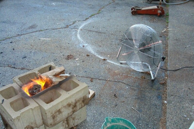 EZ Up Tent Weight & Building Weights for an EZ-Up Tent - John Shortell Wood Carving