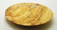 Spaulted Maple Plate<br/>