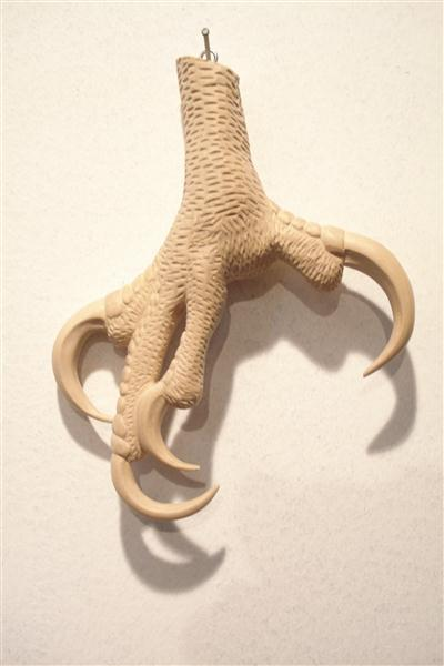 Carved Eagle Talon